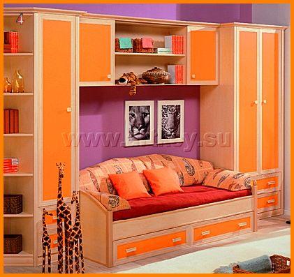 Производство детской мебели на заказ