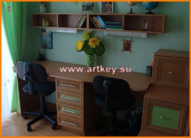Письменный стол - столы - детская мебель.